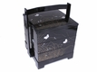Butterfly Motif Bento Box with Handle