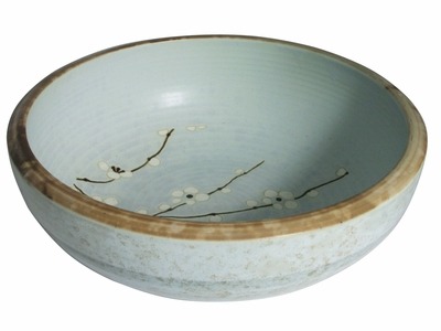 Large Serving Cherry Blossom Bowl