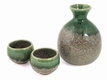 Earthen Sake Sets