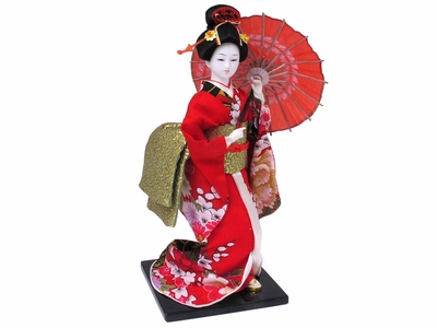 Have An Avid Doll Collector In Your Family Why Not Surprise Them This Year With Beautiful And Intricately Detailed Asian Dolls Kokeshi