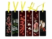 Japanese Bookmarks With Yellow Ribbons