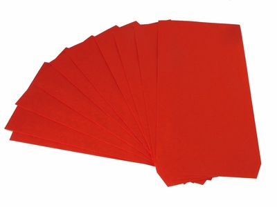 Lucky Chinese Red Envelopes