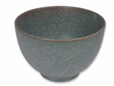 Moss Green Japanese Rice Bowl