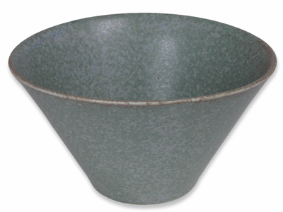Moss Green Medium Japanese Bowl