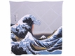 Red Mt. Fuji Furoshiki (only 1 available)