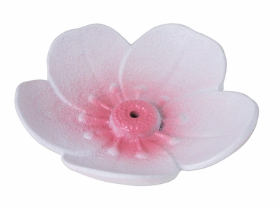 Pink Cherry Blossom Incense Stick Burner