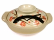 Small Cherry Blossom Donabe Clay Cooking Pot