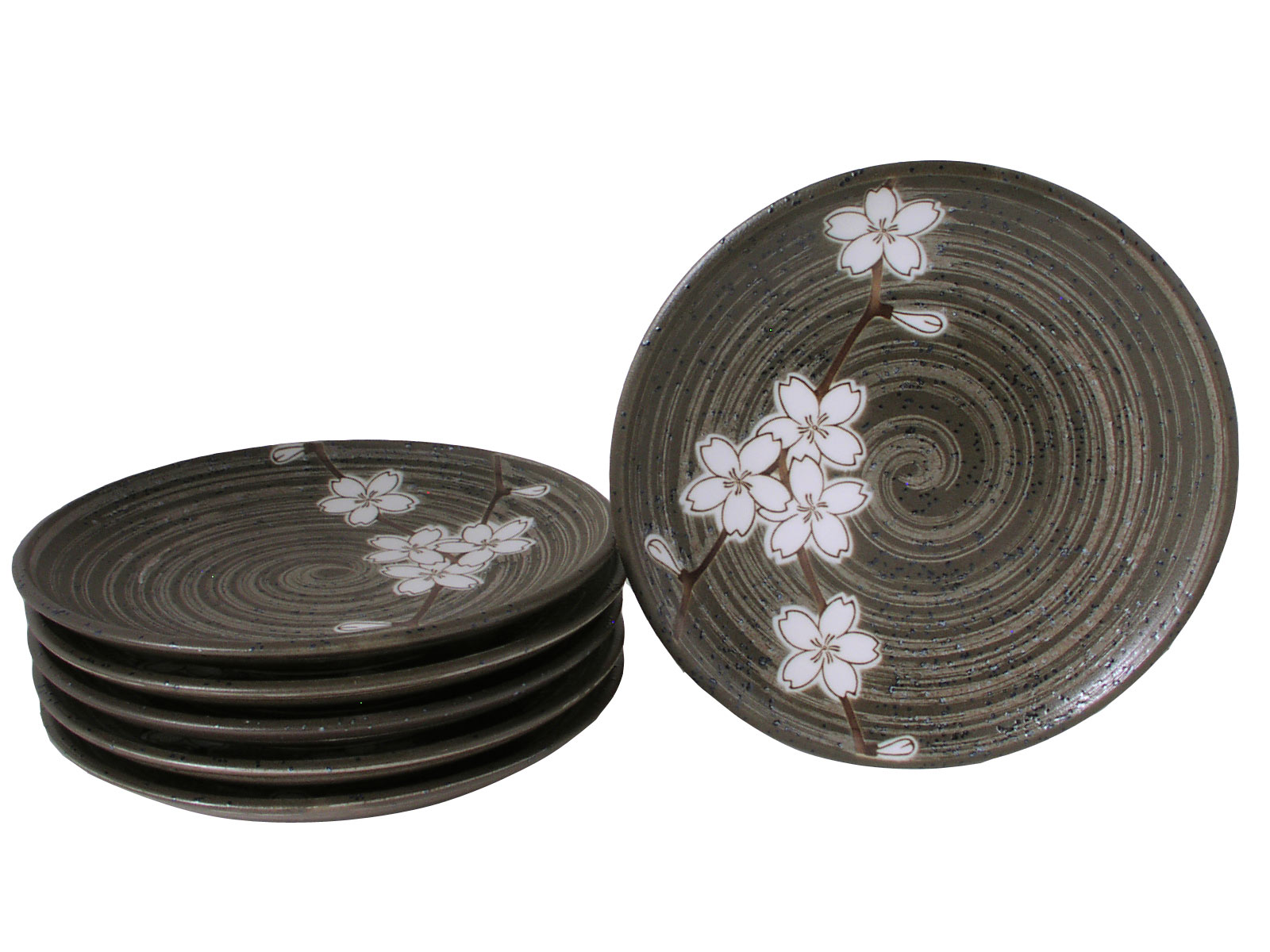 Spring Forest Cherry Blossoms Collection Large Dinner