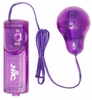 Gyrating Motion Juzy Vibrating Egg , Purple