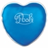 Posh Warm Heart Massager , Blue