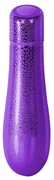 Rain 3 Inch - 7 Function Textured Bullet Vibe - Purple