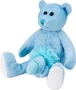 Wild Willies 7 Inch Bear , Blue
