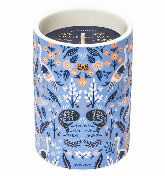 Rifle Paper Co. Amalfi Del Mar Candle