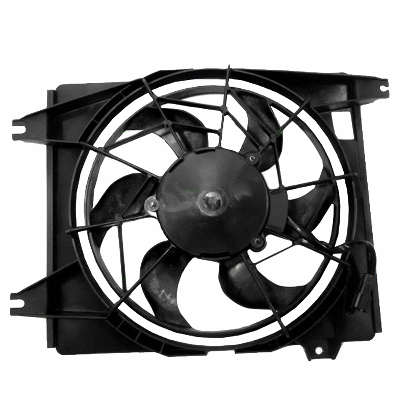 C Condenser Fan Assembly