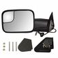 New ADR Side View Towing Mirror LH