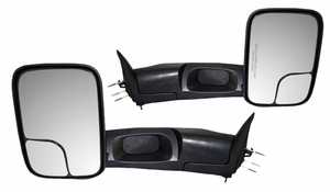 New ADR Side View Towing Mirrors PAIR
