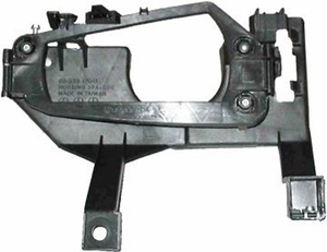 New Complete Replacement Headlight Bracket - LH