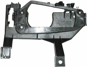 New Complete Replacement Headlight Bracket - RH