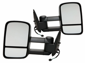 New Dorman Power Towing Mirrors / 955-1860 & 955-1861