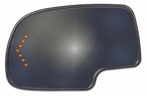 New Dorman Side View Mirror Glass LH / 56318