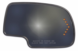 New Dorman Side View Mirror Glass RH / 56319