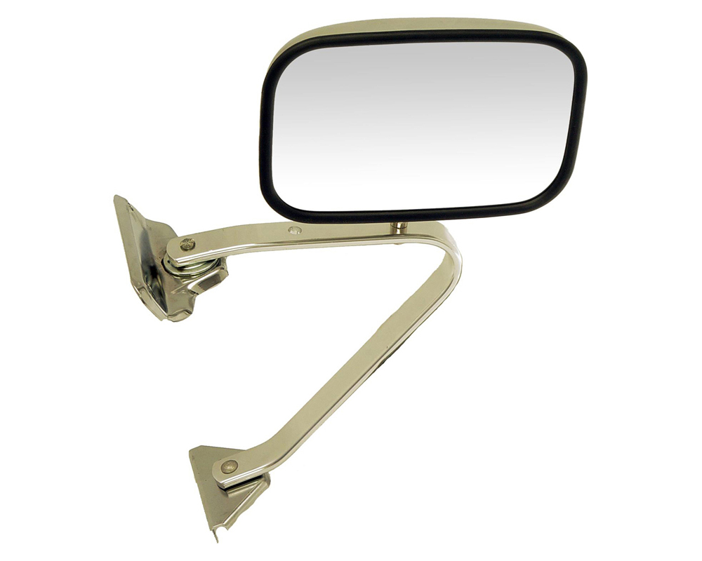 New Dorman Side View Mirror Lh 955 180 1980 Ford Bronco