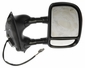 New Dorman Towing Mirror RH / 955-1129