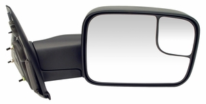 New Dorman Towing Mirror RH / 955-491