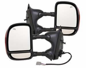 New Dorman Towing Mirrors / 955-1126 & 955-1127