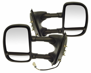 New Dorman Towing Mirrors / 955-363 & 955-364