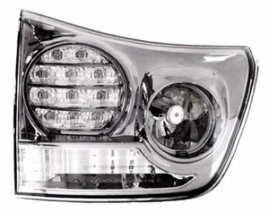 New DOT Replacement Reverse Light Assembly - LH