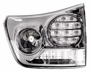 New DOT Replacement Reverse Light Assembly - RH