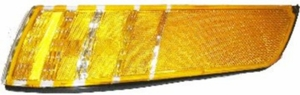 New DOT Replacement Side Marker Lamp - LH