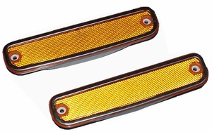 New DOT Replacement Side Marker Lights