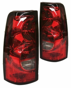 New DOT Replacement Tail Light Assemblies - PAIR