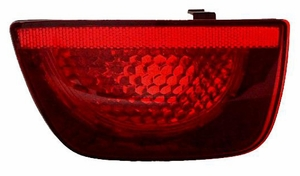 New DOT Replacement Tail Light Assembly - LH Outer