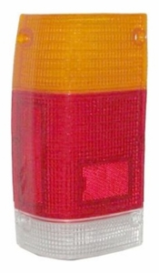 New DOT Replacement Tail Light Lens - LH