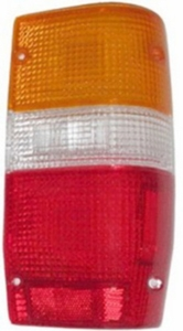New DOT Replacement Tail Light Lens - RH