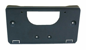 New Front License Plate Mounting Bracket