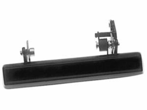 New LatchWell Black Outside Door Handle - LH
