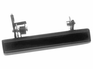 New LatchWell Black Outside Door Handle - RH