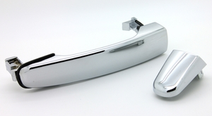 New LatchWell Chrome Outside Door Handle