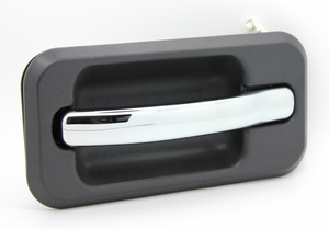 New LatchWell Chrome Outside Door Handle - LH Rear