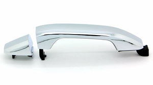 New LatchWell Chrome Outside Door Handle - RH Rear