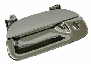 New LatchWell Chrome Tailgate Handle