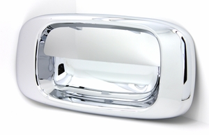 New LatchWell Chrome Tailgate Handle Bezel