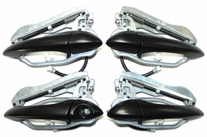 New LatchWell Outside Door Handle & Carrier 8-PC Set