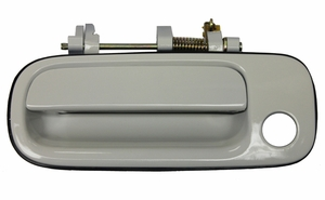 New LatchWell Outside Door Handle - LH Front - White
