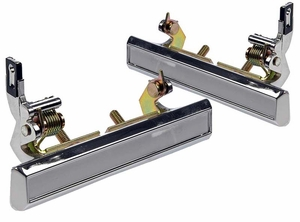 New LatchWell Outside Door Handle - PAIR