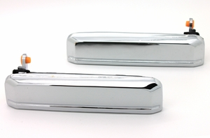 New LatchWell Outside Door Handles - PAIR